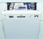 Lave-vaisselle semi-intégrable