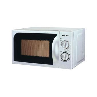 Micro-ondes pose libre 20 L silver GLEM - GMF202SI