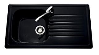 Villeroy & Boch - TARGA 50 920X510 GLOSSY BLACK