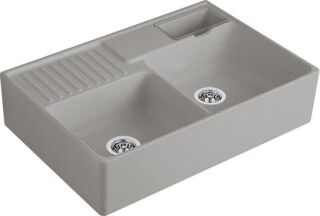 Villeroy & Boch - TRADITION 2 CUVES FOSSILE