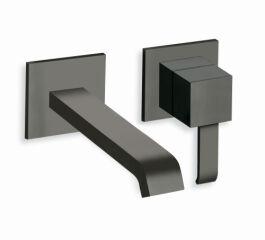 Mitigeur lavabo mural BLACKMAT - QM27713