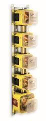 Bati 4 sorties CORPS ENCASTRES - PD70400