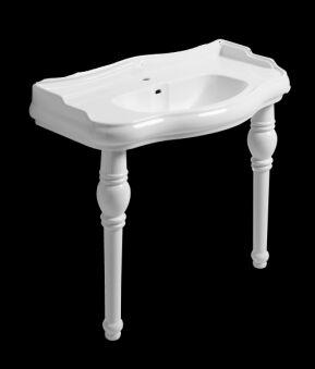 2 pieds céramique PARIGI - WPG1083