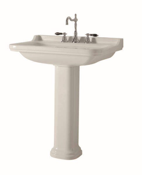 Vasques c ramique lavabo ceramique waldorf a suspendre ou for Lavabo ceramique ou porcelaine