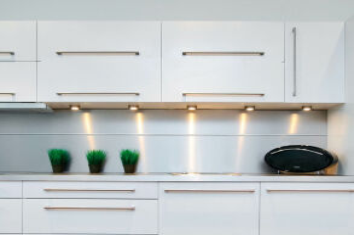 LUISINA - Gallo - Spot LED 1,7W à poser/à encastrer coloris Aluminium