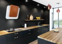 LUISINA - Ana - Suspension LED grand modèle coloris Cuivre