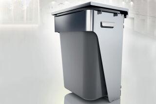 LUISINA - Target - Poubelle monobac 40 litres réversible