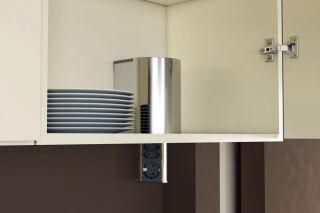 LUISINA - Box'in Izy - Boitier de montage IZY - Installation intérieur de meuble
