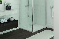 LUISINA - Receveur Aquafull - Receveur de douche Aquafull 900 x 900 mm