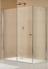 Portes pliantes pour paroi laterale 800 multi s 4000 gauche PAROIS DE DOUCHE - GFPWL800SHLA10