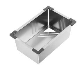 LUISINA - Bac vide-sauce en inox pour l'évier Lab EV36