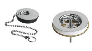 Bonde lavabo chaînette VIDAGES - AC84946