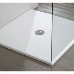 Receveur douche  acrylique blanc 8080h3 RECEVEURS - COLA8080B
