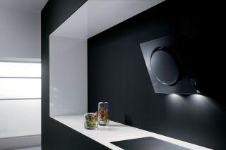 Elica - Mini OM - Hotte murale Elica Mini Om 55 cm coloris Noir