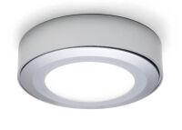 LUISINA - Mino - Spot LED 3W à poser + embase coloris Aluminium