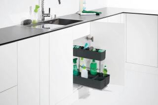 LUISINA - Astus - Rangement coulissant extractible