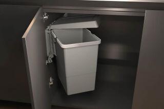 LUISINA - Handy - Poubelle monobac 24 litres