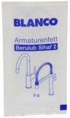 Graisse pour robinet 5 g tube Berulub Sihaf 2