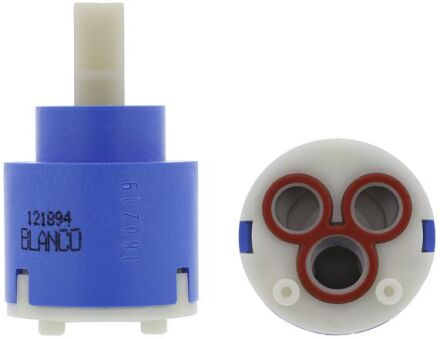 BLANCO Cartouche 35 mm HP KE, bleu, Haute pression