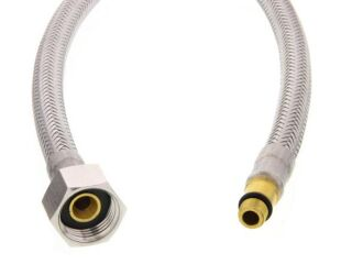 Flexible d'alimentation neutre intégré joint 90 cm