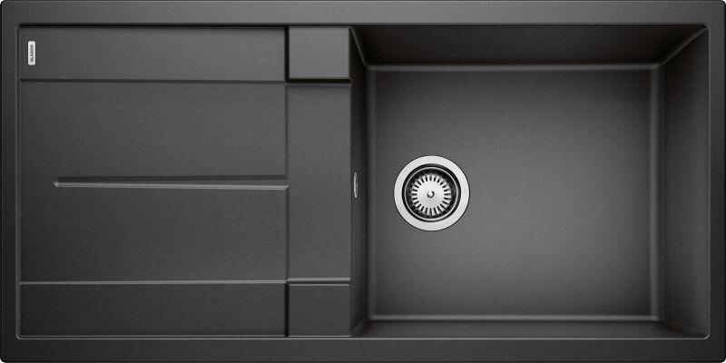 eviers encastrer blancometra silgranit anthracite achat vente blanco 515752. Black Bedroom Furniture Sets. Home Design Ideas