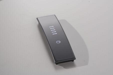 Silverline - Pure Plus - Hotte en îlot Silverline Pure Plus 50 cm coloris Noir mat