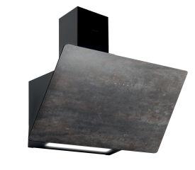 Silverline - Strong - Hotte verticale Silverline Strong 80 cm coloris Brun Oxyde