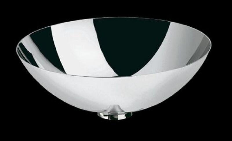 Vasque inox a poser d29 cm h13 cm avec base d 39 appui for Vasque cuisine a poser