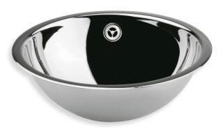 Vasque inox à encastrer VASQUES - VX244
