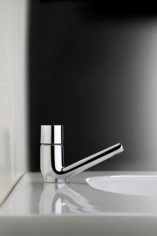 Mitigeur lavabo monotrou RUBINETTO - RU22051