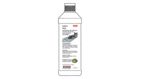 Produits de nettoyage - Lotion Inox