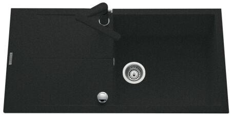 Evier Luisina Luisigranit Electro Nera EV80011 118