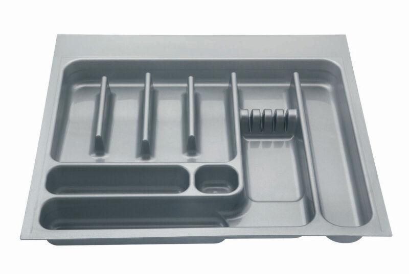Luisina range couvert tiroir 60cm gris m talis zd r60 - Range couverts tiroir cuisine ...