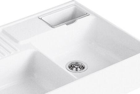 Panier vide-sauce transparent Villeroy & Boch pour évier EV6323