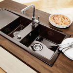 Villeroy & Boch - SUBWAY 80 1160X510 REVERS GRAPHITE