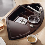 Villeroy & Boch - SOLO ANGLE 1075X600 EXPRESSO