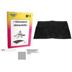 KF1 FILTRE CHARBON UNIVERSEL 47X 57CM A DECOUPER  300004-KDK
