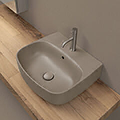 Lavabo céramique suspendu VASQUES - NOLI5081